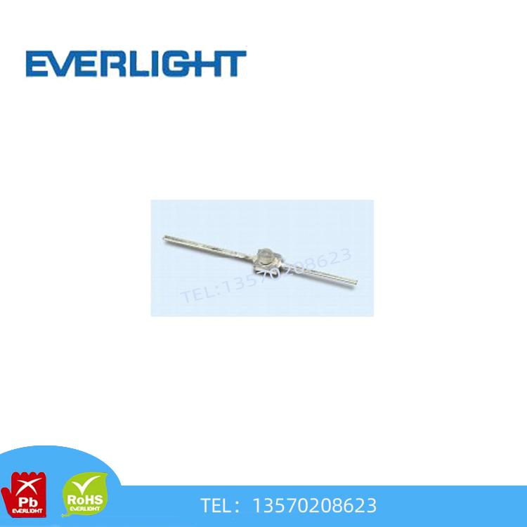 亿光 28-21SUGC/S400-A4 直插发光二极管LED灯珠平面翠